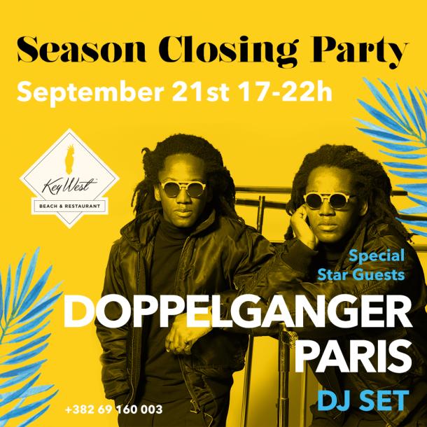 Season Closing Party